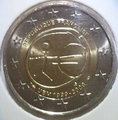 Frankrijk 2 Euro 2009