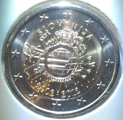 Slovenië 2 euro 2012