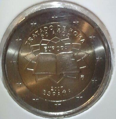Spanje 2 euro 2007