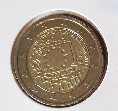 België 2 Euro 2015