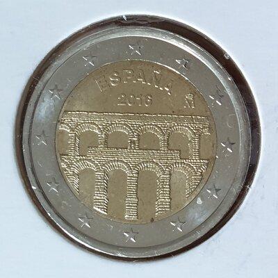Spanje 2 euro 2016