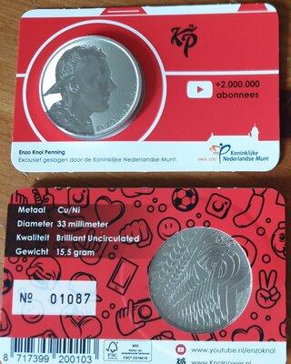Nederland penning