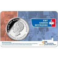"Nederland Penning 2019 ""KWF Kankerbestrijding"", BU in coincard vanaf 31-8"