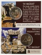 "Malta 2 Euro 2019 ""Ta'Hagrat"", in coincard"