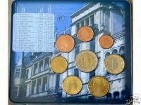 Luxemburg BU Set 2002, 2e oplage