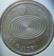 10 Gulden 1999, UNC