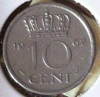 10 Cent 1967b, UNC