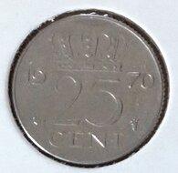 25 Cent 1970, UNC