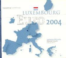 Luxemburg BU Set 2004