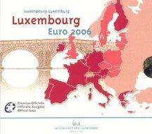 Luxemburg BU Set 2006