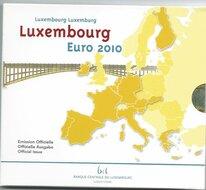 Luxemburg BU Set 2010