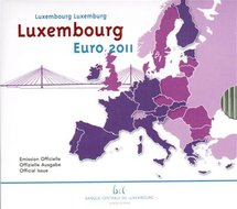 Luxemburg BU Set 2011