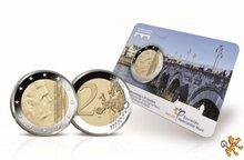 "Nederland 2 euro 2017 ""Normaal"", BU in coincard Uitverkocht KNM"