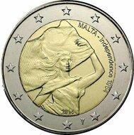 """Malta 2 Euro 2014 """"Onafhankelijkheid 1964"""", mmt"""