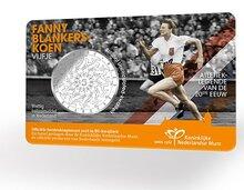 "Nederland Coincard 2018 ""Fanny Blankers Koen"", BU"
