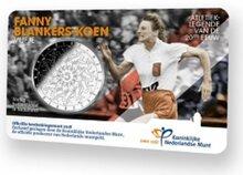 "Nederland Coincard 2018 ""Fanny Blankers Koen"", UNC"