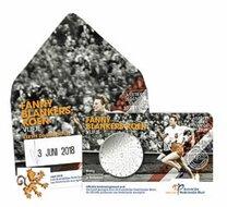 """Nederland Coincard 2018 """"Fanny Blankers Koen"""", EDU"""