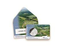 """Nederland Coincard 2018 """"Schokland"""", EDU"""