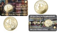 "België 2,50 Euro 2018 ""Berg der Barmhartigheid"", BU in coincard Frans"