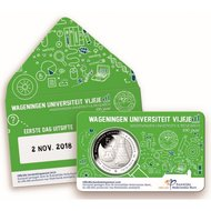 "Nederland Coincard 2018 ""Universiteit Wageningen"", EDU"