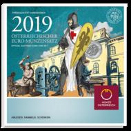 Oostenrijk BU-set 2019