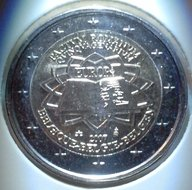 "België 2 Euro 2007 ""Verdrag van Rome"""