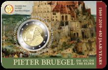 "België 2 Euro 2019 ""450 Jaar Bruegel"", BU, Ned."