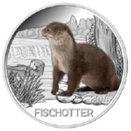 """Oostenrijk 3 euro 2019 """"Visotter"""", UNC (vanaf 12-06)"""