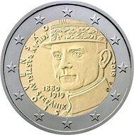 "Slowakije 2 euro 2019 ""Stefanik"", UNC"