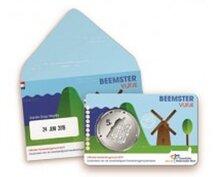 """Nederland 5 Euro 2019 """"Beemster"""", EDU in coincard vanaf 24-6 leverbaar"""