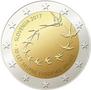 Slovenië-2-euro-2017-10-jaar-invoering-euro-UNC