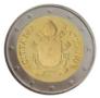Vaticaanstad-2-euro-Paus-Franciscus-vanaf-2017-Jaartal-selecteren