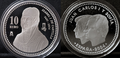 Spanje-10-euro-2004-Isabel-I-Proof-in-capsule