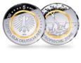 Duitsland-5-Euro-2018-Subtropische-Zone-UNC-met-Oranje-polymeerring-letterkeuze-vanaf-€-795