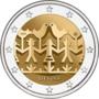 Litouwen-2-euro-2018-Zang-en-Dans-UNC