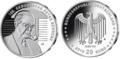 Duitsland-20-Euro-2018-Peter-Behrens-zilver-UNC-(90)