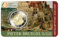 België-2-Euro-2019-450-Jaar-Bruegel-BU-Ned