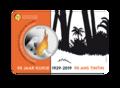 NU-RESERVEREN:-België-5-Euro-2019-90-Jaar-Kuifje-BU-in-coincard-met-kleur-begin-maart-lage-oplage