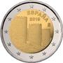 Spanje-2-euro-2019-Avila-UNC