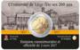 "België 2 Euro 2017 ""Universiteit van Luik"", BU in coincard Frans_"