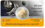 """België 2 Euro 2017 """"Universiteit van Luik"""", BU in coincard Nederlands_10"""