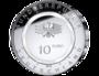 "Duitsland 10 Euro 2019 ""In der Luft"", UNC, met witte polymeerring (uitgave 4-4)_10"